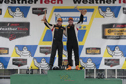 ST Class Podium: first place Chad Gilsinger, Ryan Eversley, HART