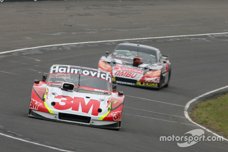 2nd and 3rd, Mariano Werner, Werner Competicion Ford, Facundo Ardusso, JP Racing Dodge