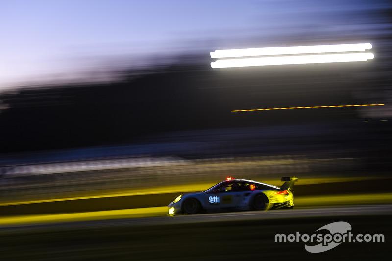 #911 Porsche Team North America Porsche 911 RSR: Nick Tandy, Patrick Pilet, Richard Lietz