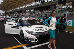 Mikhail Grachev, Honda Civic TCR , WestCoast Racing