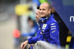 Massimo Meregalli, Yamaha Factory Racing Team Director