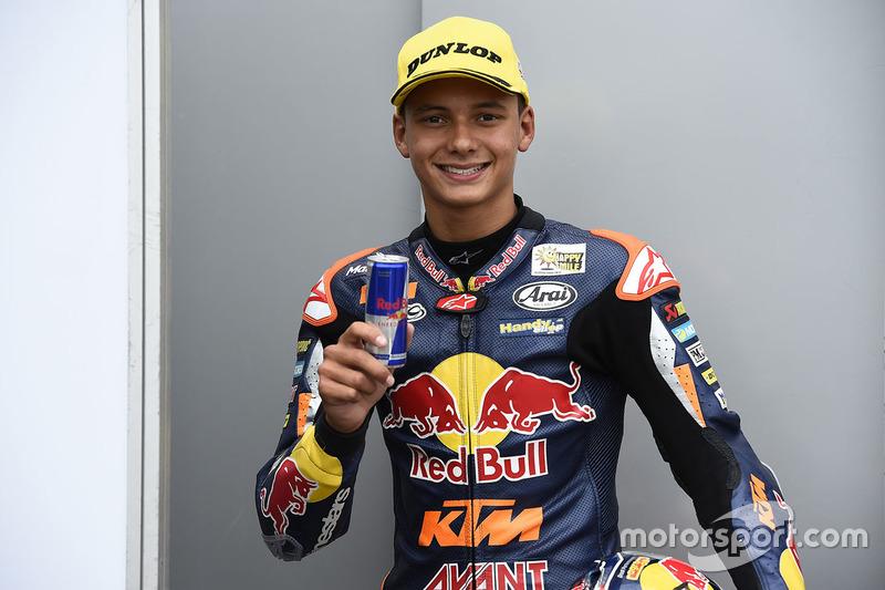 Terzo qualificato Bo Bendsneyder, Red Bull KTM Ajo