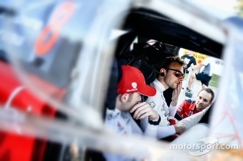 Stéphane Lefebvre, Gabin Moreau, Citroën C3 WRC, Citroën World Rally Team
