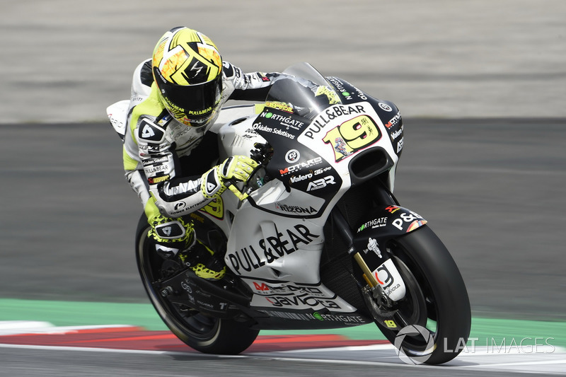 8. Alvaro Bautista, Aspar Racing Team