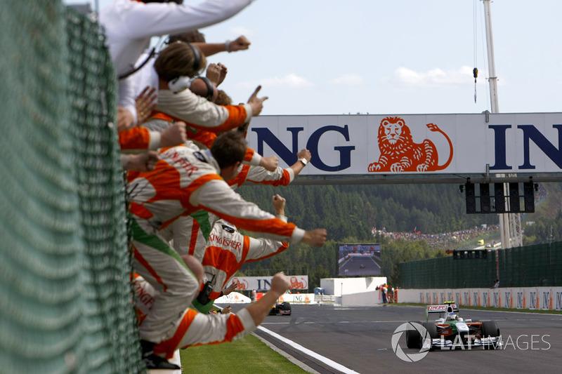 GP da Bélgica, 2009