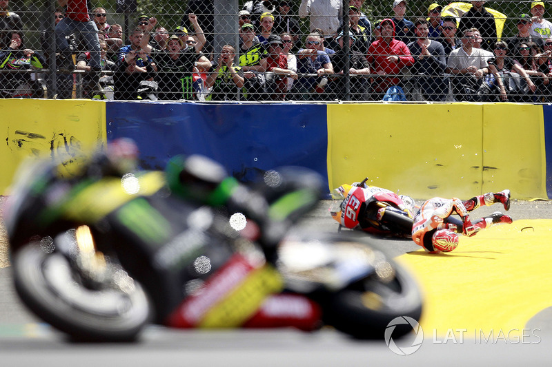 Plus dure ne sera pas la chute pour Márquez!