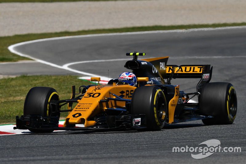17. Джоліон Палмер, Renault Sport F1 Team RS17