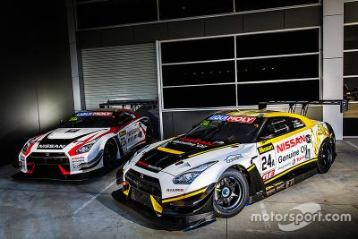 Nissan Motorsport GT-R NISMO GT3 shakedown