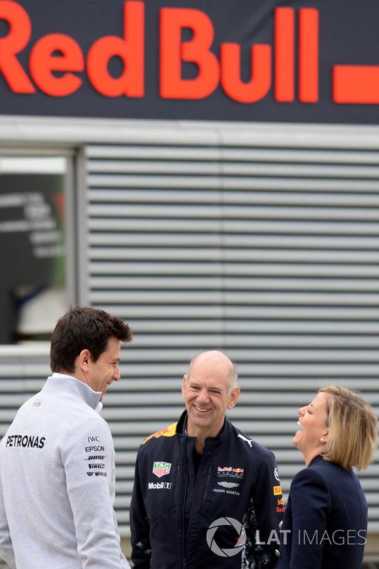 Едріан Ньюі, Red Bull Racing, Сьюзі Вольфф