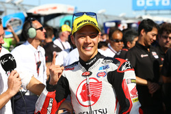 1. Takaaki Nakagami, Idemitsu Honda Team Asia