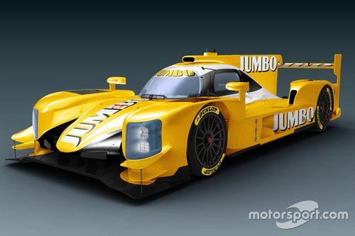 Présentation de Racing Team Nederland pour Le Mans