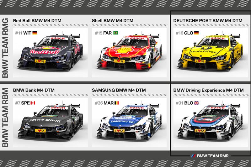 2017 BMW Motorsport Design