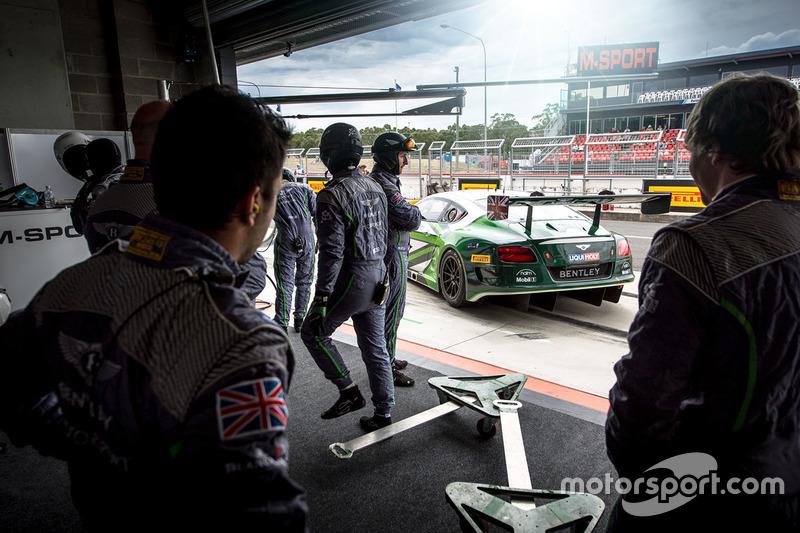 Bentley Team M-Sport, Bentley Continential GT3