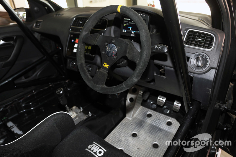 Volkswagen-Ameo-Cup: Cockpit