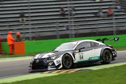 #54 Emil Frey Lexus Racing Lexus RC F GT3: Albert Costa, Philipp Frommenwiler