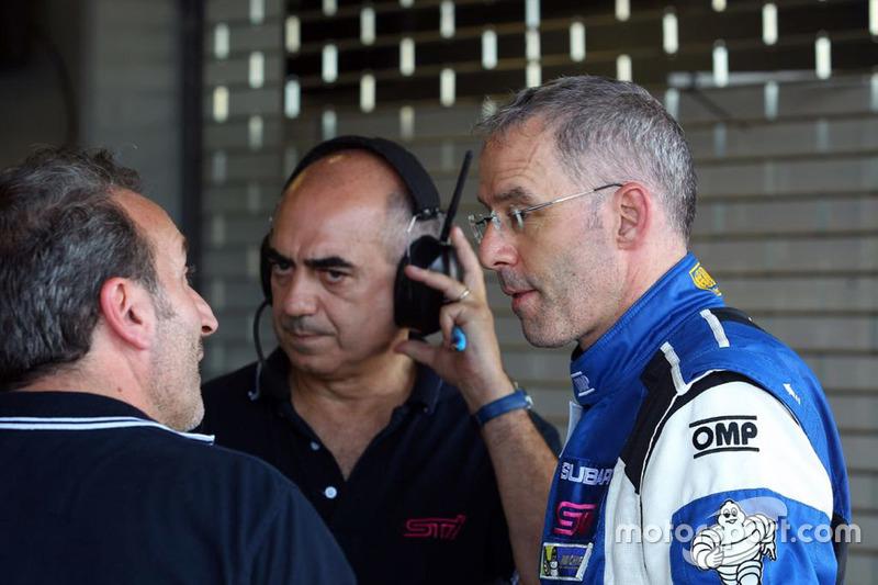 Alain Menu e Renato Russo, Top Run Motorsport