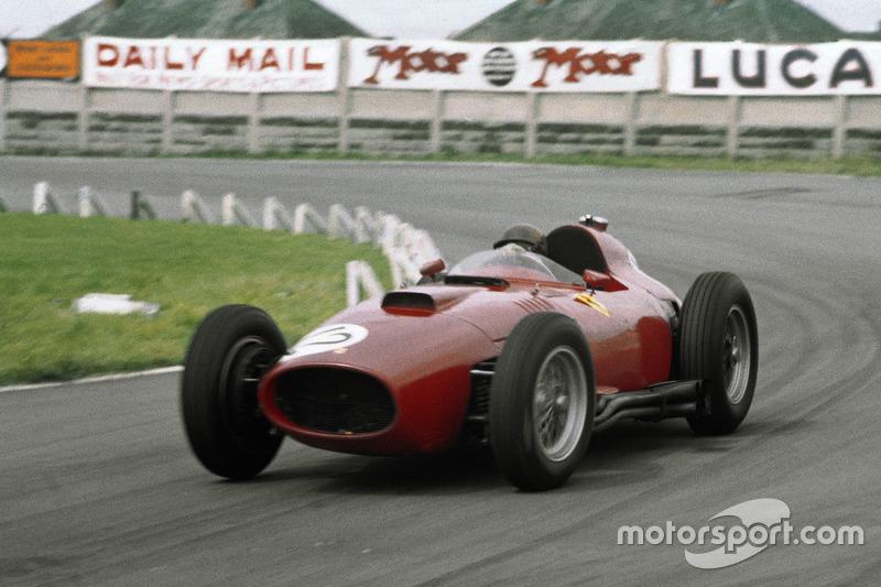 1957: Lancia Ferrari 801