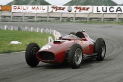Peter Collins, Lancia Ferrari 801