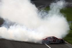 1. Kyle Larson, Chip Ganassi Racing, Chevrolet