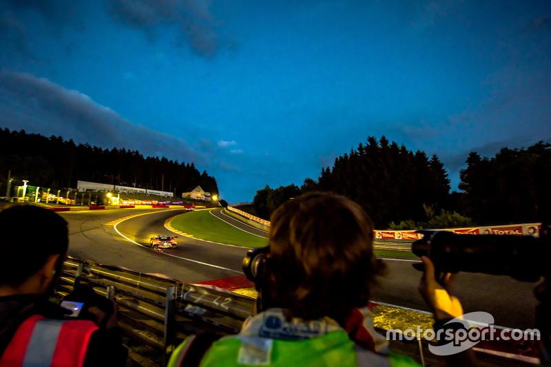 #58 Strakka Racing McLaren 650 S GT3: C?me Ledogar, Rob Bell, Ben Barnicoat
