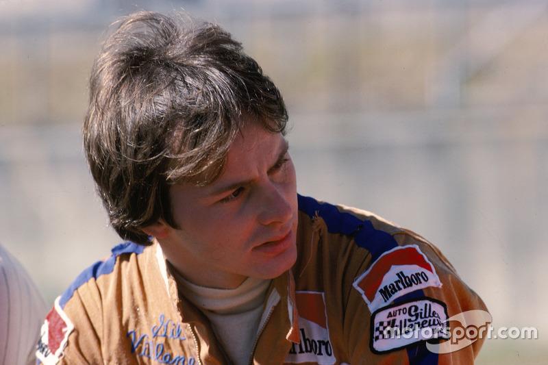 Жиль Вильнев, Ferrari