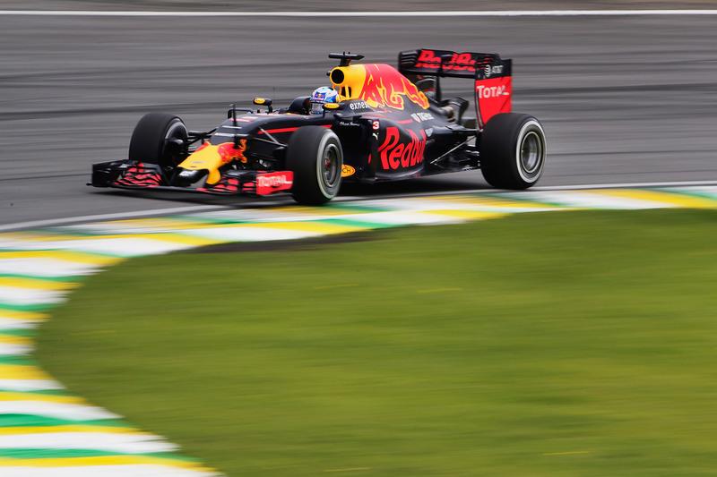 6: Даніель Ріккардо, Red Bull Racing RB12