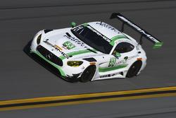 #33 Riley Motorsports Mercedes AMG GT3: Йерун Блекемолен, Бен Кітінг, Маріо Фарнбахер