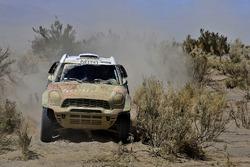#325 X-Raid Team Mini: Stephan Schott, Paulo Fiuza
