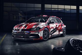 Ливрея Volkswagen Polo GTI R5
