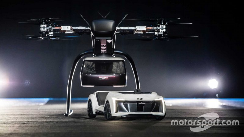 Концепт Audi Pop.Up Next