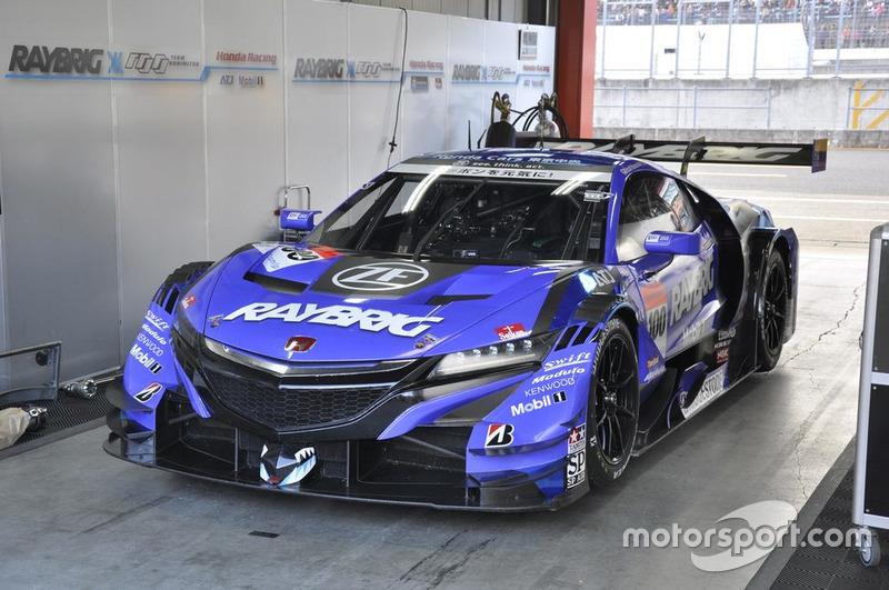 №100 RAYBRIG NSX-GT