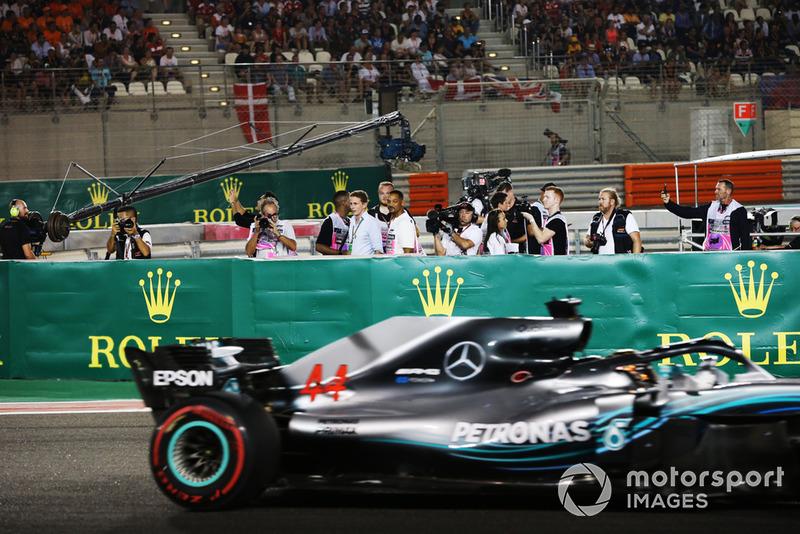 Вілл Сміт, Льюіс Хемілтон, Mercedes AMG F1