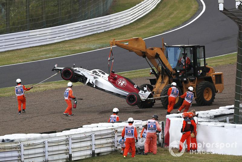 20: Marcus Ericsson, Sauber C37, 1:31.213