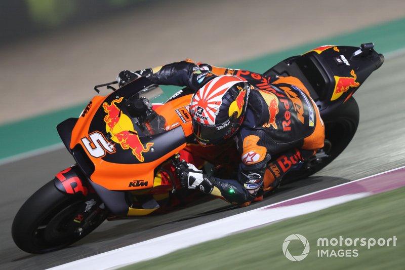 21 место - Жоан Зарко, Red Bull KTM Factory Racing