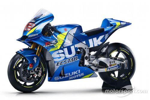 Presentazione Team Suzuki