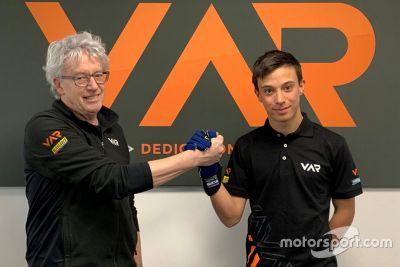 Annuncio Van Amersfoort Racing