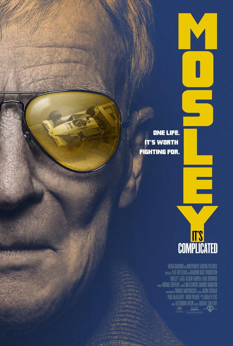 Póster Film Mosley: es complicado