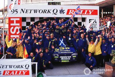 Rally RAC Gran Bretaña