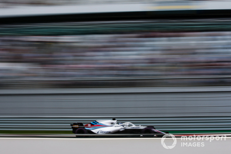 21. Lance Stroll, Williams FW41