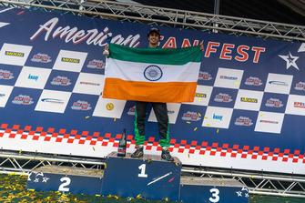 Advait Deodhar, BVR Motorsport