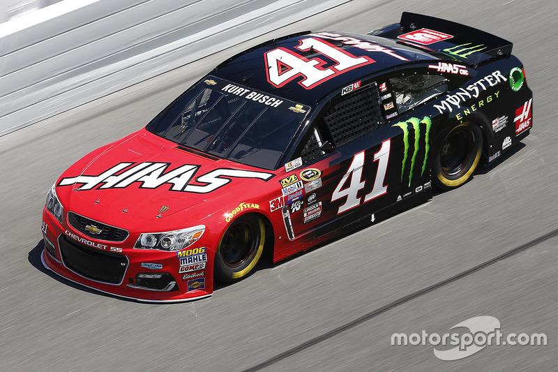 Startplatz 8: Kurt Busch (Stewart/Haas-Chevrolet)