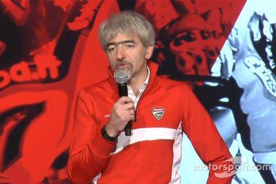 Présentation du Team Aruba.it - Ducati