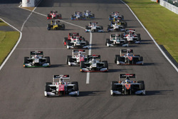 Hiroaki Ishiura, Cerumo Inging, Stoffel Vandoorne, Dandelion Racing