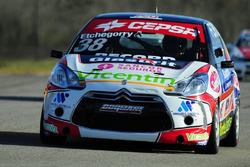 Fernando Etchegorry, Citroën Racing Uruguay