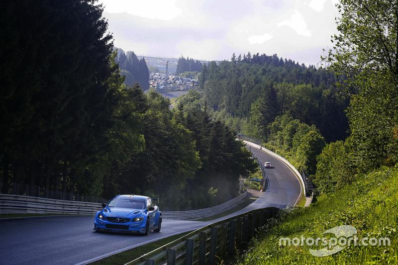 Фредрік Екблом, Polestar Cyan Racing, Volvo S60 Polestar TC1