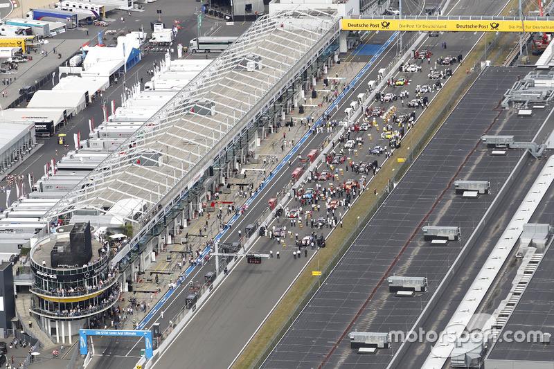 12 Pole-Fahrer