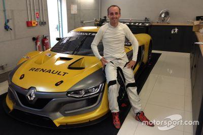 Anuncio de Kubica para el Renault Sport Trophy