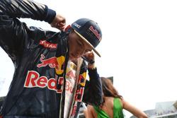 Макс Ферстаппен, Red Bull Racing на стартовой решетке