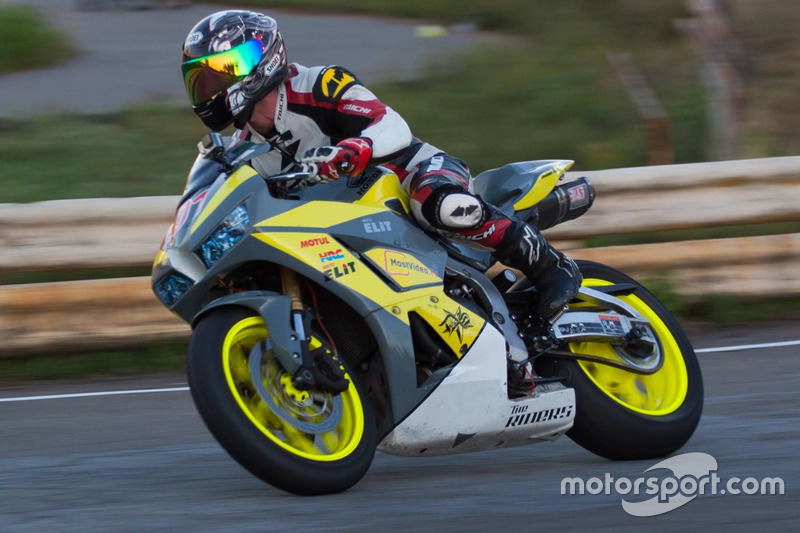 Чиж Андрій, The Riders RT