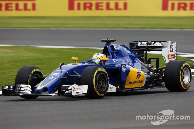22. Marcus Ericsson, Sauber C35
